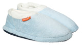 Archline Orthotic Slippers Closed – Baby Blue