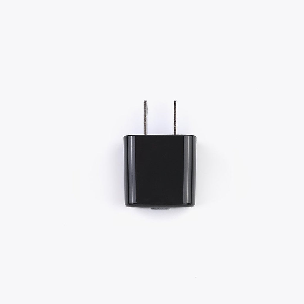 Antimicrobial 18W USB-C PD Travel Adapter