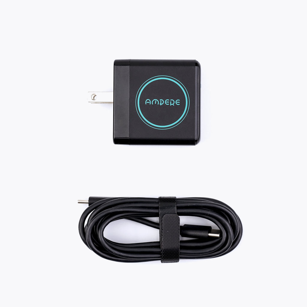 65W USB-C GaN PD Adapter