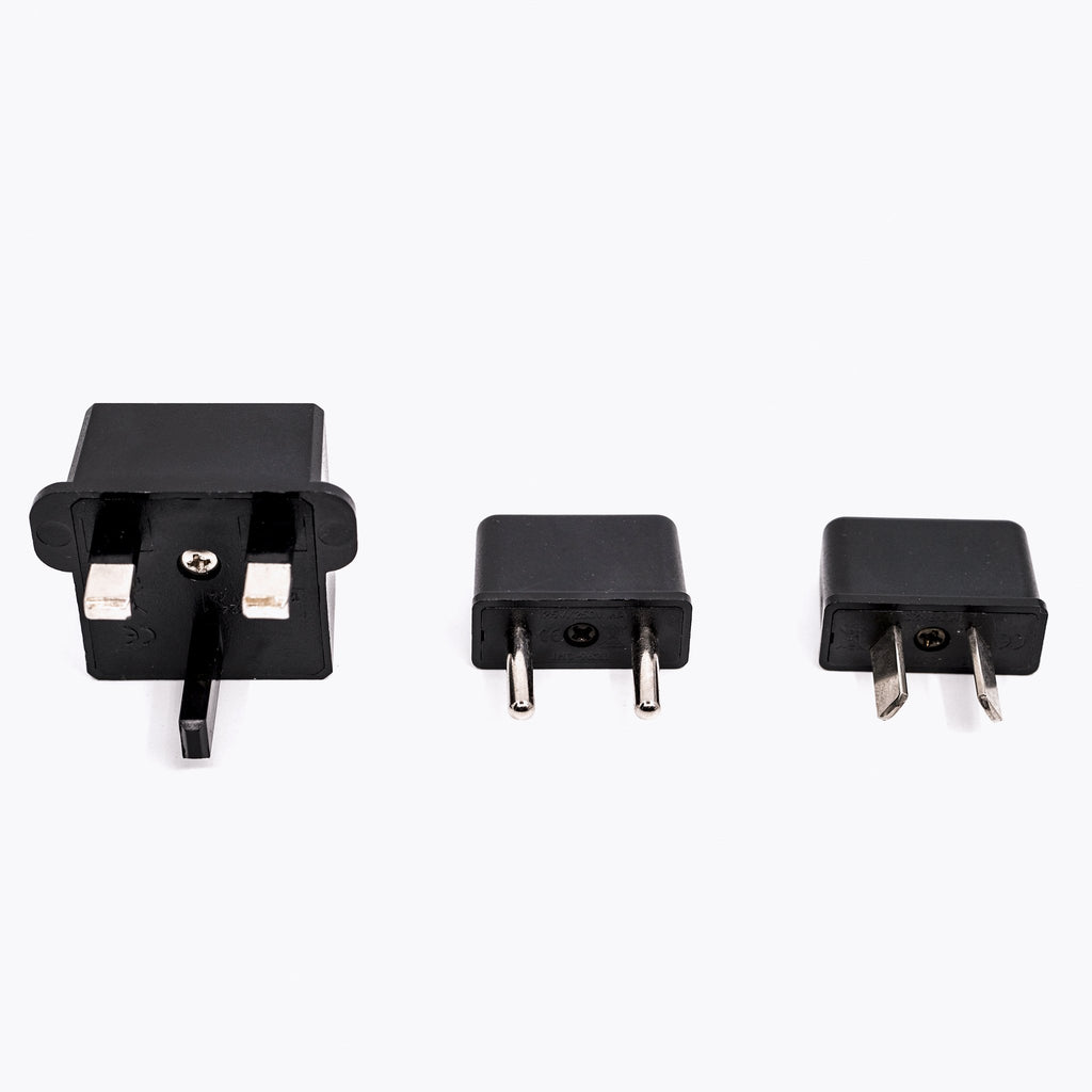 World Travel Plug Set