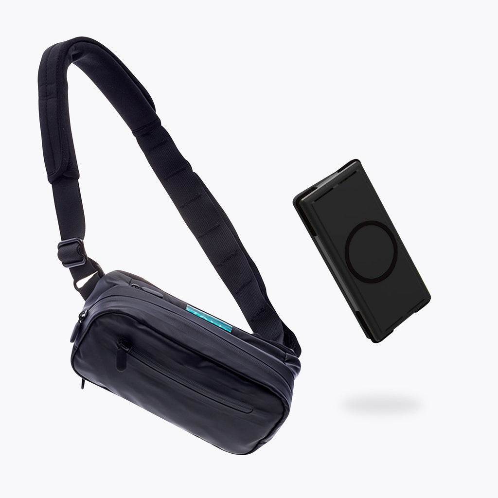Side Pocket Fanny Pack