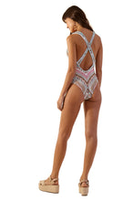 Load image into Gallery viewer, Byron Bay Boho Chic One Piece