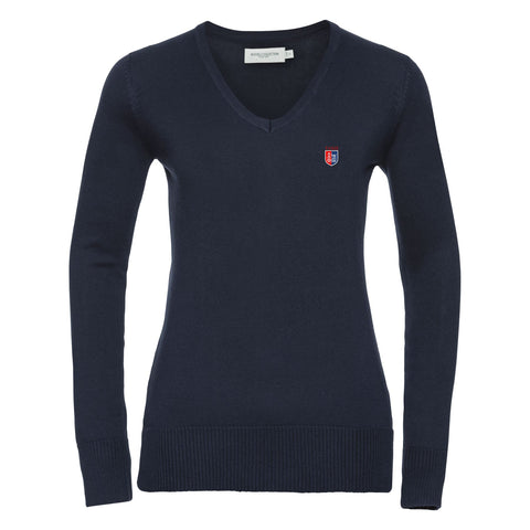 Lady Fit High School Sweater