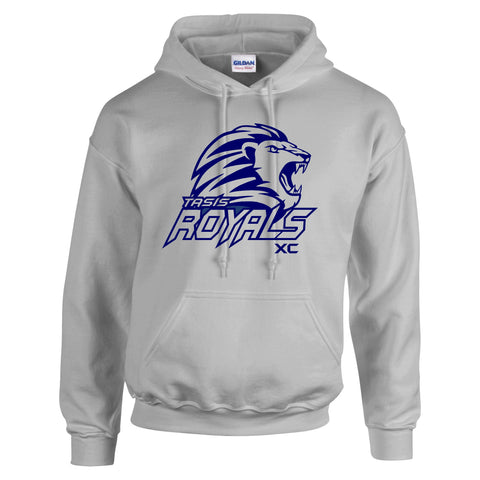TASIS Royal Hoodie with Name