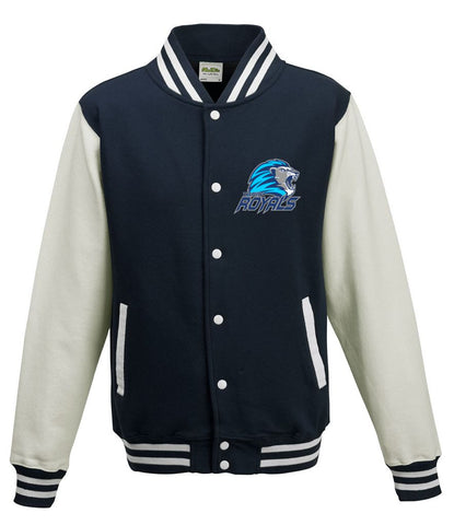 Royals Varsity Sweat Jacket