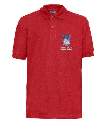 Middle School Student Leader Polo Shirt