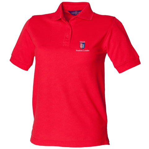 Girls Student Leader Polo Shirt