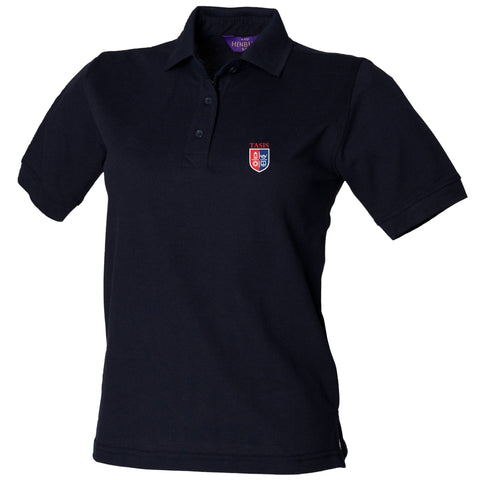 Upper School Girls Short Sleeve Polo Shirt