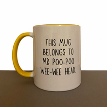 Load image into Gallery viewer, Funny Daddy Mug - Father's Day Gift