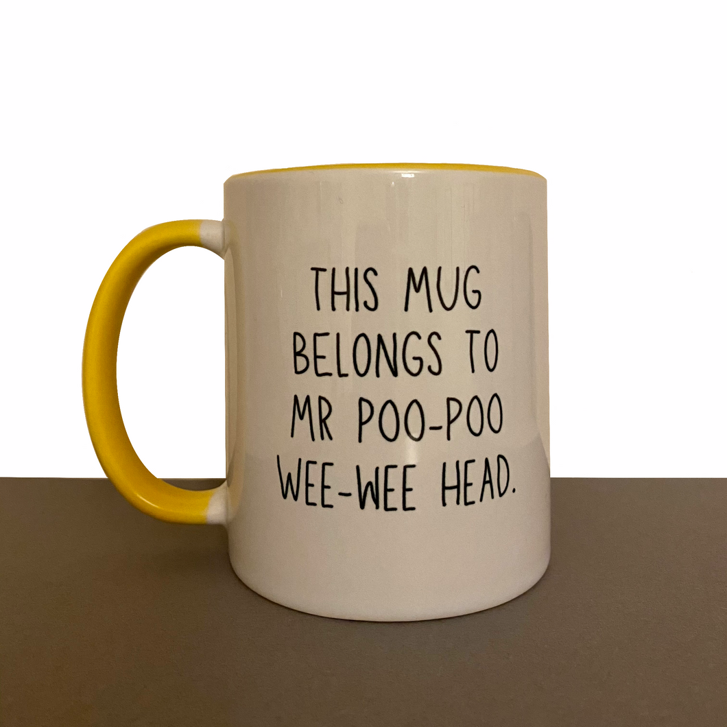 Funny Daddy Mug - Father's Day Gift