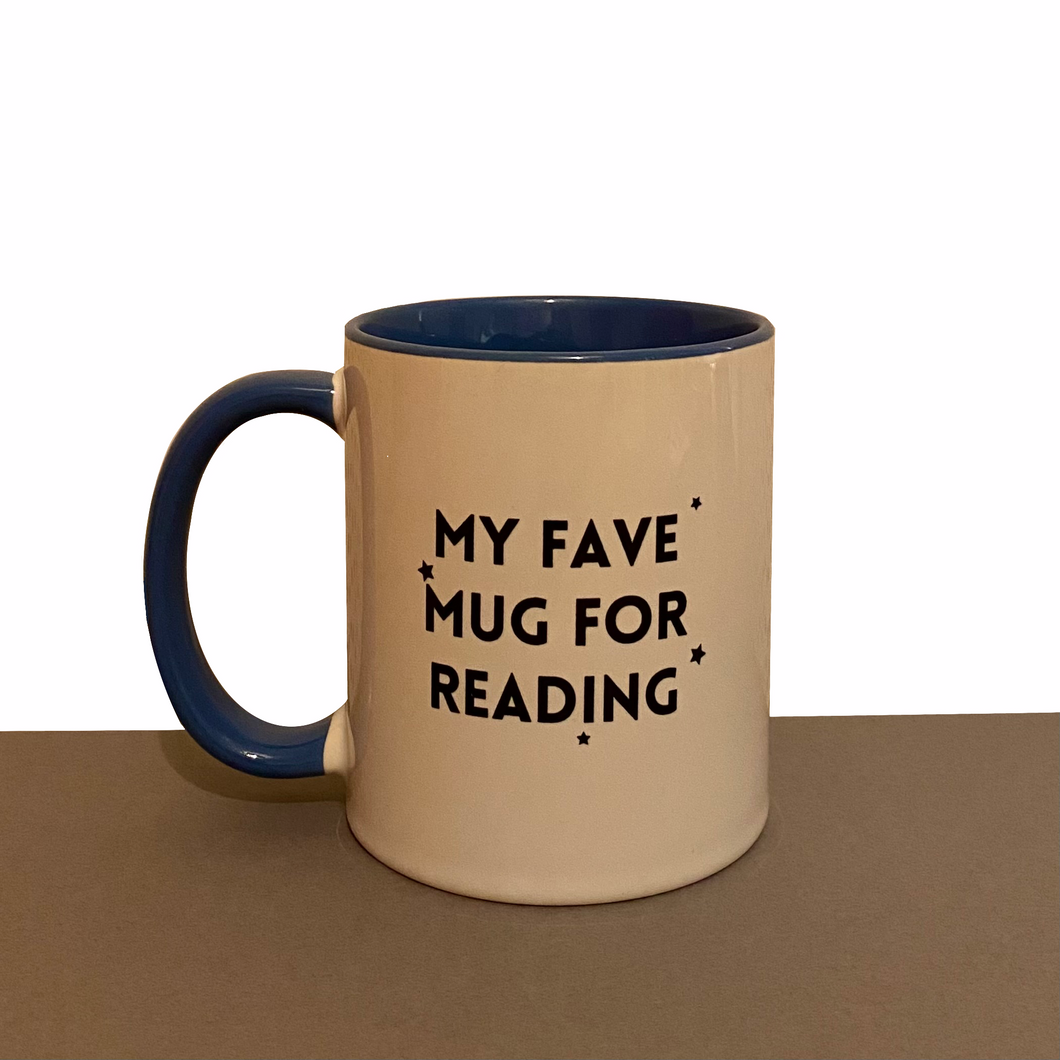 My Fave Mug for Reading