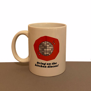 Kitchen Disco Mug