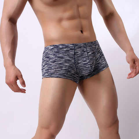 Mens Cotton Pouch Boxer Briefs