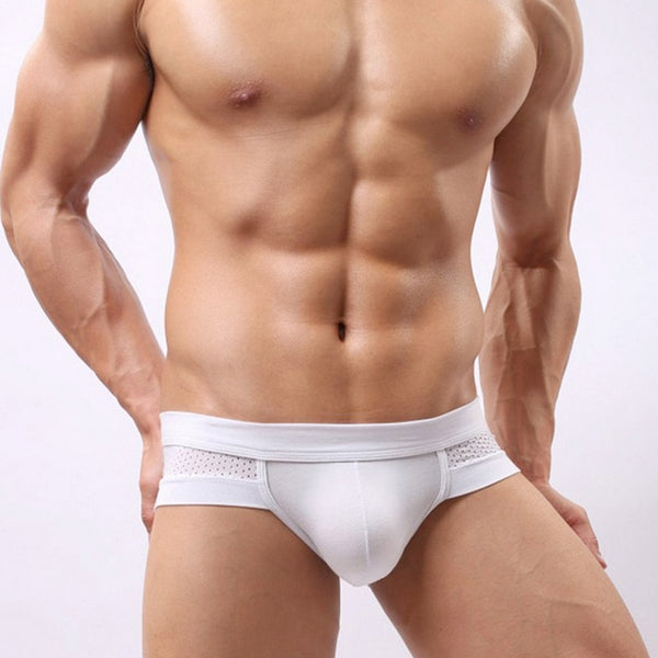Mens Soft Mesh Brief