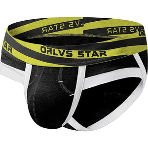 ORLVS Star Comfort Cotton Pouch Briefs