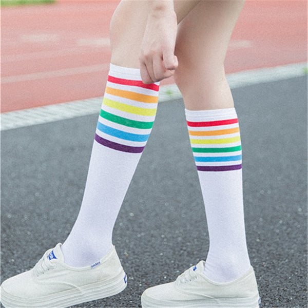 2020 Under Knee Pride Socks