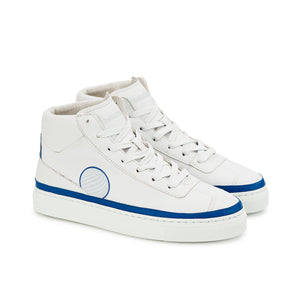 APL Sneaker | Ocean blue high top