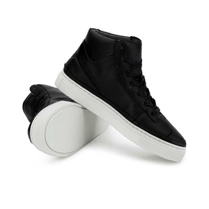 APL Sneaker | Monoblack high top