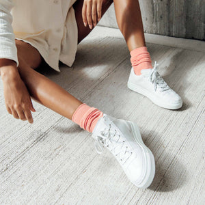 Komrads Vegan sneakers white low