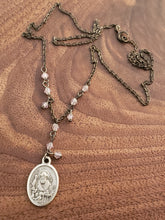 Load image into Gallery viewer, St. Nicholas Rosary Style Necklace