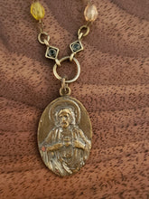 Load image into Gallery viewer, Rosary Style Scapular