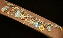 Load image into Gallery viewer,  Marian Apparitions Charm Bracelet