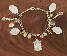 Load image into Gallery viewer, Devotional Charm Bracelet
