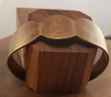 Load image into Gallery viewer, Brushed Copper Cuff