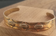 Load image into Gallery viewer, Western Copper Cuff