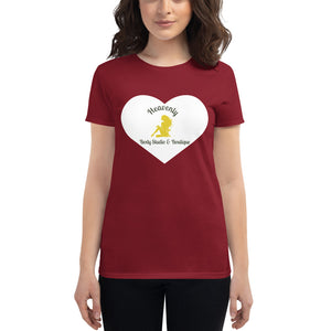 Heavenly Body Heart Tee (other colors available)