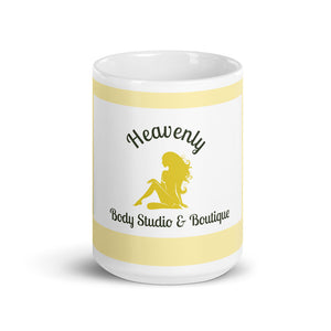 I love Heavenly Body Studio Mug