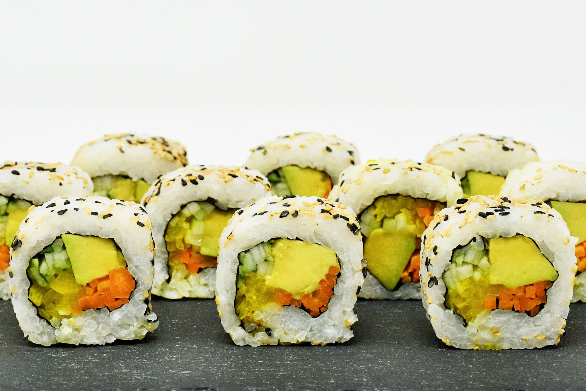 California Vegetarian Roll