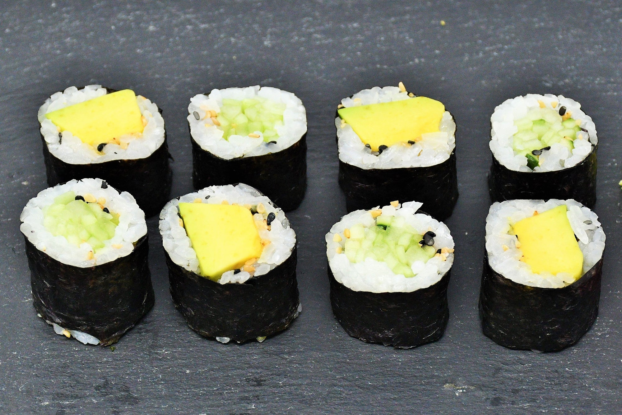Avocado/Cucumber Maki