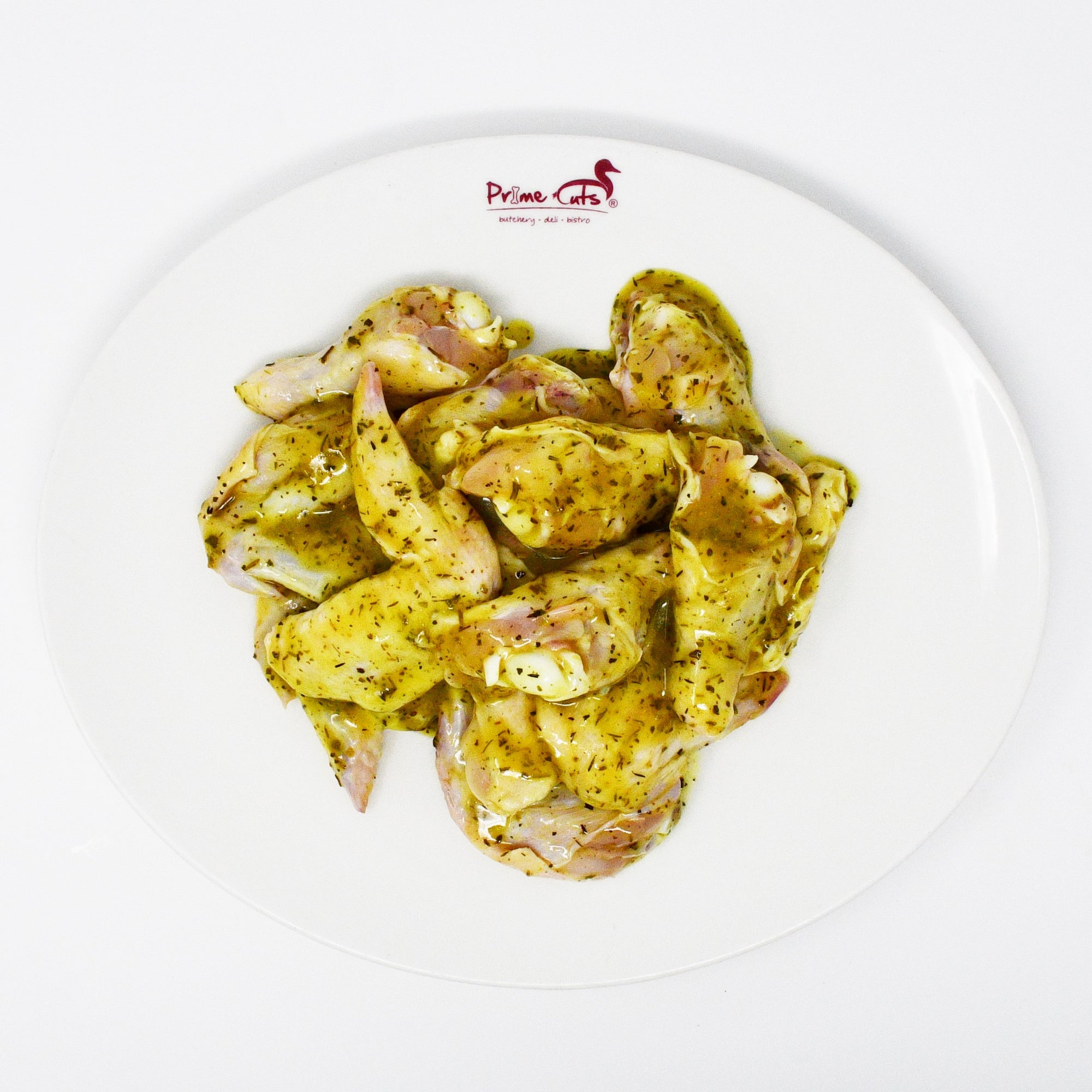 LEMON & HERB CHICKEN WINGS (16pcs) SPECIAL OFFER 15% OFF