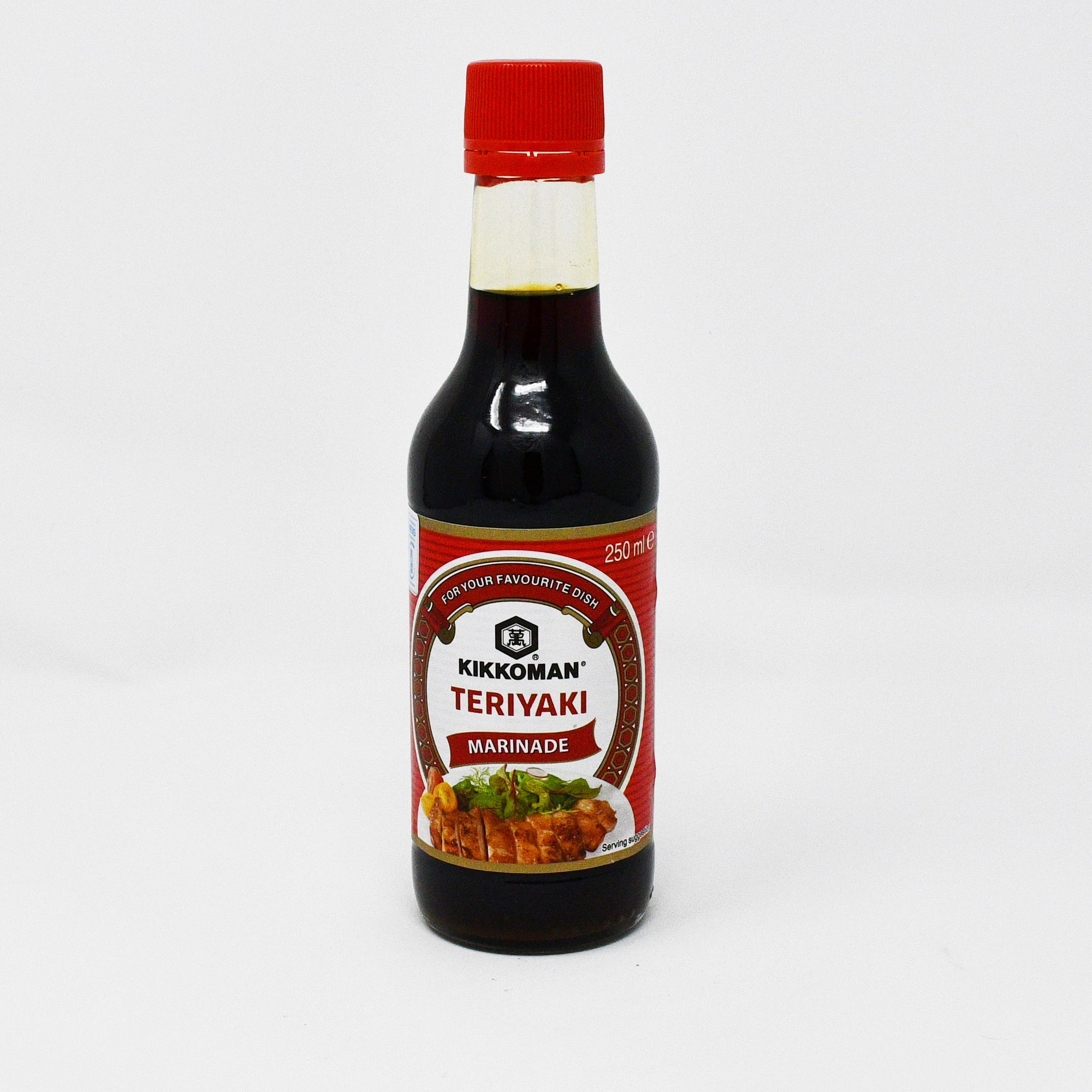 KIKKOMAN TERIYAKI MARINADE (250ml)