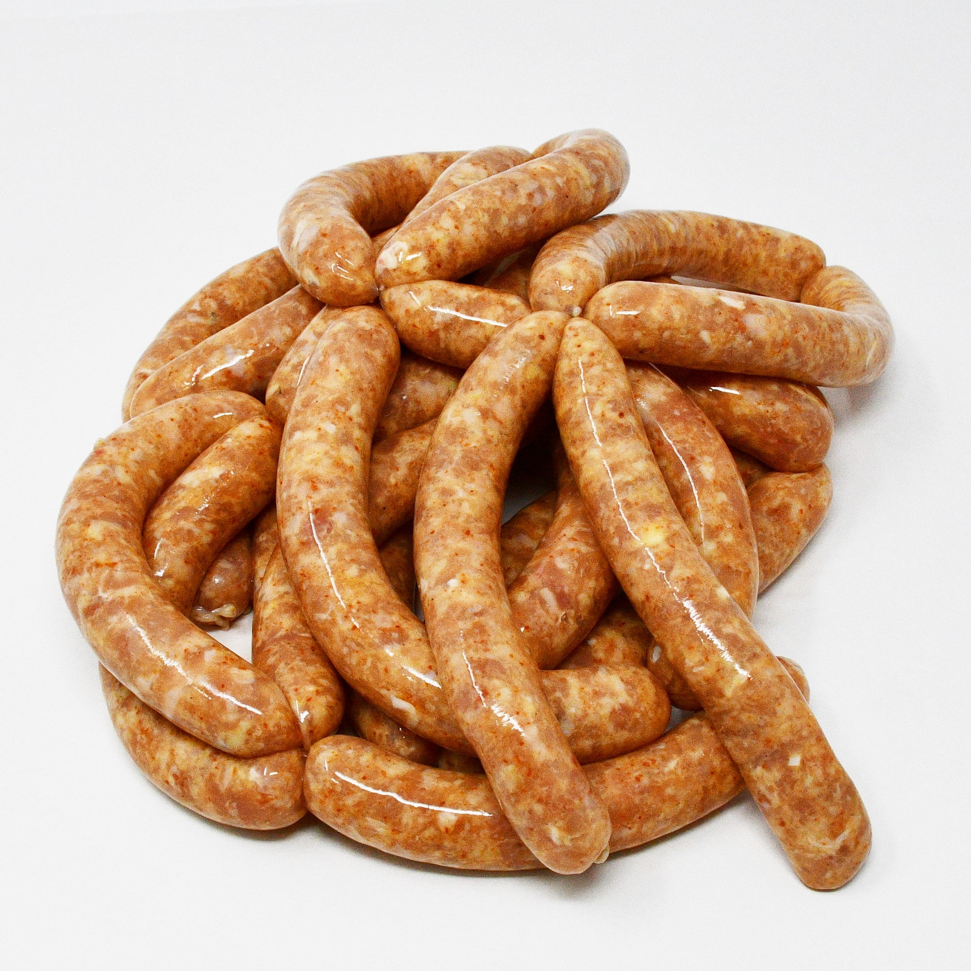 SPICY CHICKEN SAUSAGES (500g)