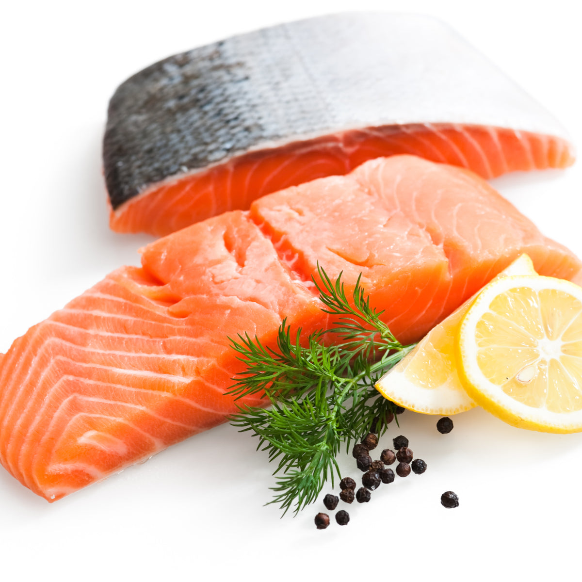 FRESH SALMON FILLET (450-500g)