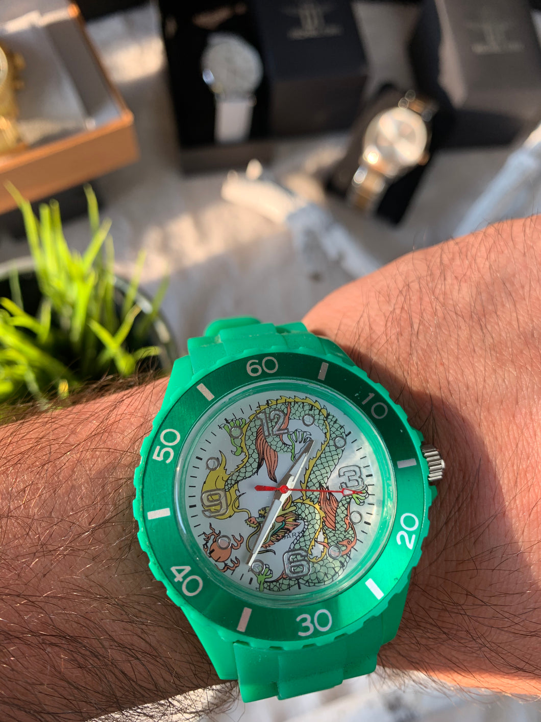 Montre Silicone JARRY
