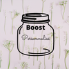 BOOST - PERSONNALISE