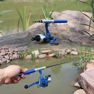 Mini Portable Pocket Fishing Rod Pen