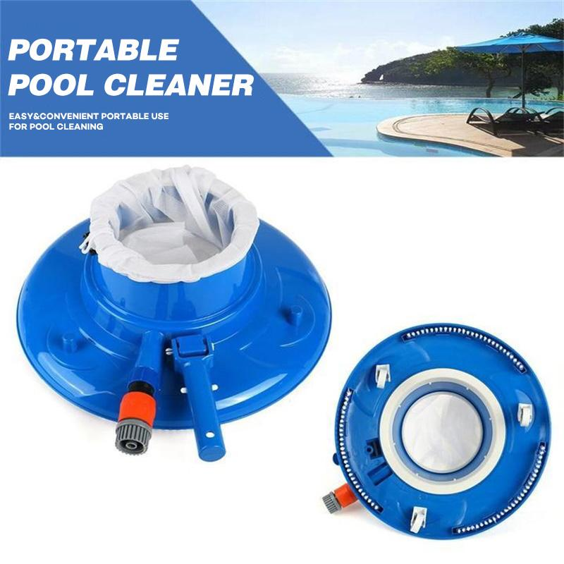Swimming Pool Vacuum Cleaner- 50% OFF Today