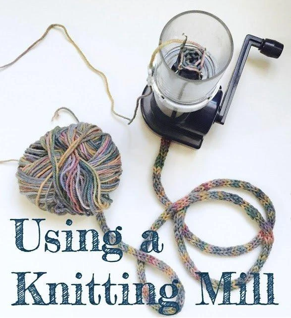 This is knitting machine a game changer!- Faster &easy way to knit