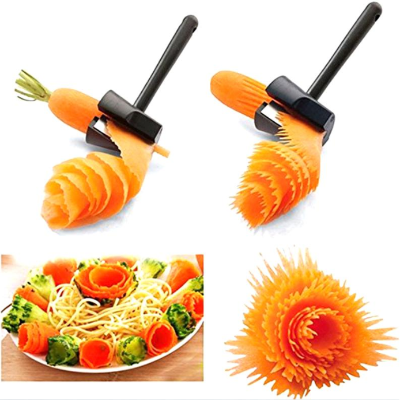 Vegetable Curler-Get decorative vegetable flowers in seconds(buy 2 free shipping)