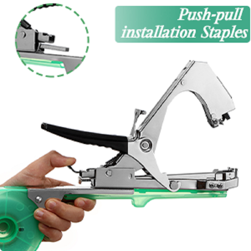 Tying Machine For Plant And Garden