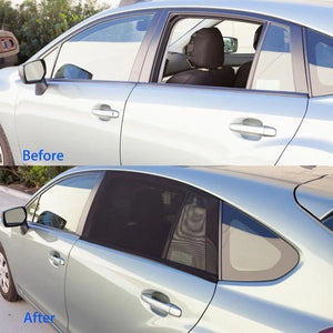 Hot Selling -- Best Universal Car Window Sun Shade Curtain (Fits all Cars)