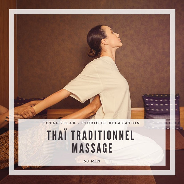Thaï Traditionnel Massage