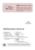 2016 Preliminary General Mathematics (Yr 11)