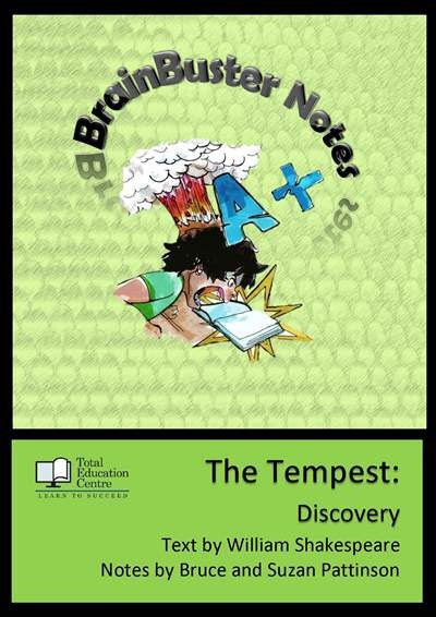 The Tempest - BrainBuster Notes