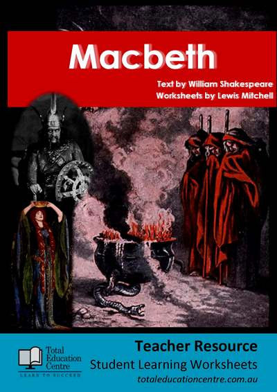 Classroom Activities: Macbeth