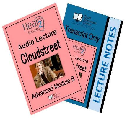 Hear2Succeed English Advanced Cloudstreet Package